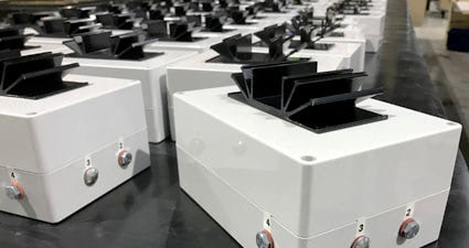 COILTEK Electronics Production