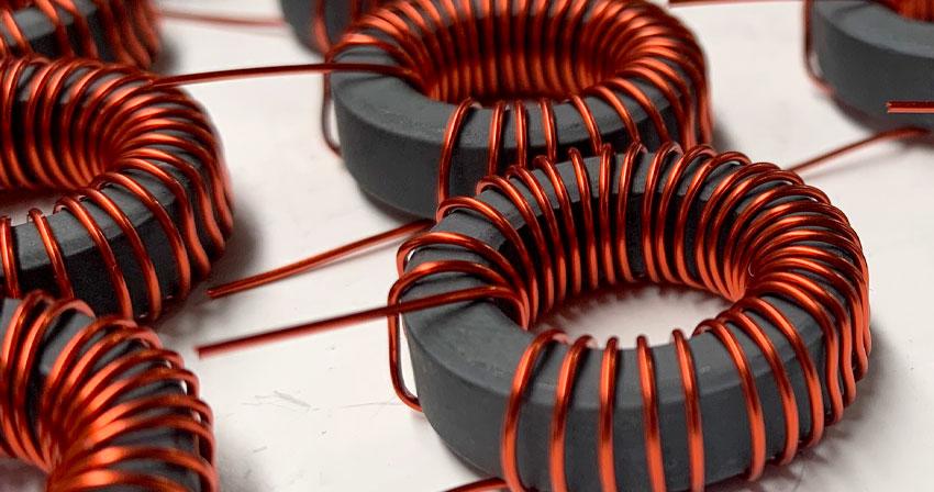 Toroid wire winding