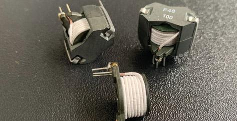 custom manufactured inductors